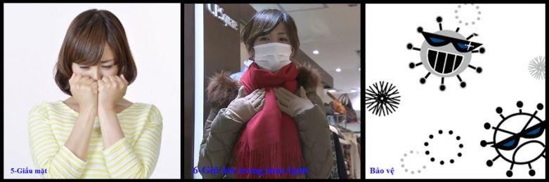 7 lí do vì sao người Nhật đeo khẩu trang y tế
