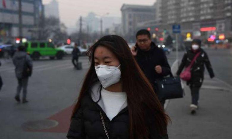 Thủ đô Trung Quốc báo động đỏ vì ô nhiễm không khí