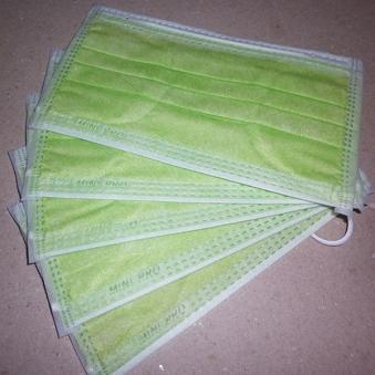 Loai phổ thông 3 lớp màu xanh lá cây