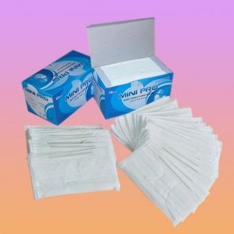 Khẩu trang kháng khuẩn 4 lớp màu trắng
